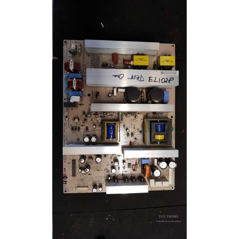 LG 50PG6010-ZEAEKLLMP PSU EAX38865401 7 EAY39190301 REV 1.0 EL1028 H3