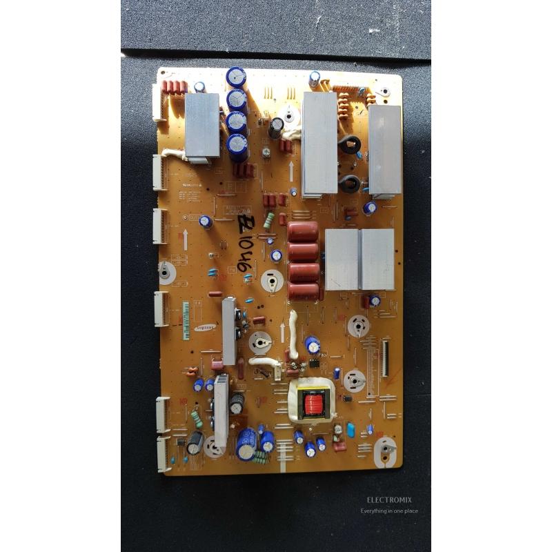 SAMSUNG PS60F5500AK Y-MAIN LJ41-10331A REV 1.1 LJ92-01958A 13.04.01 EL1046 W2