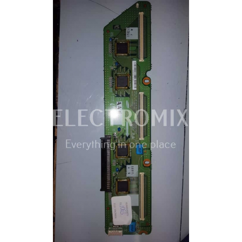 SAMSUNG PS50Q96HDX/XEU Y-BUFFER LOW LJ41-04219A REV 1.7 6.11.08 EL1063 H5