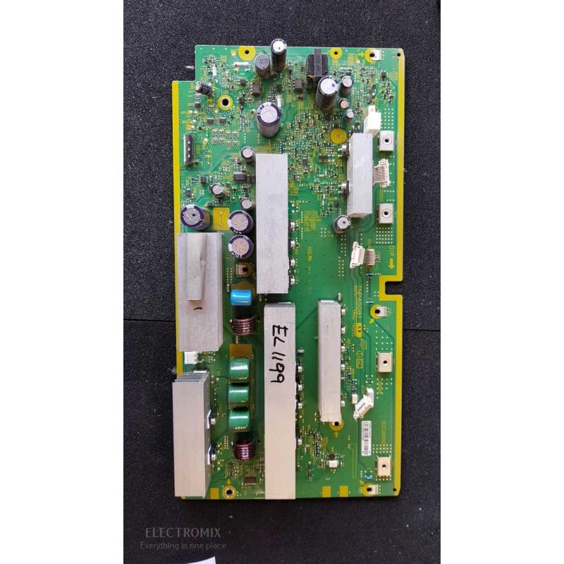 PANASONIC TX-P50G20BA BUFFER BOARD TXNSC11XEK50 TNPA5081 AW 1 SC EL1199 P5