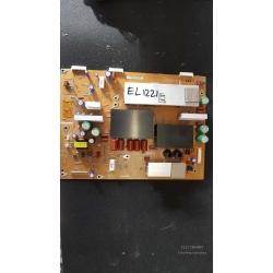 SAMSUNG PS51E550D1KXXU 02 XY MAIN BOARD LJ41-10170A LJ92-01867A REV 1.5 EL1221 F4