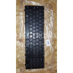 DELL INSPIRON UK KEYBOARD BLACK EL1254 H1