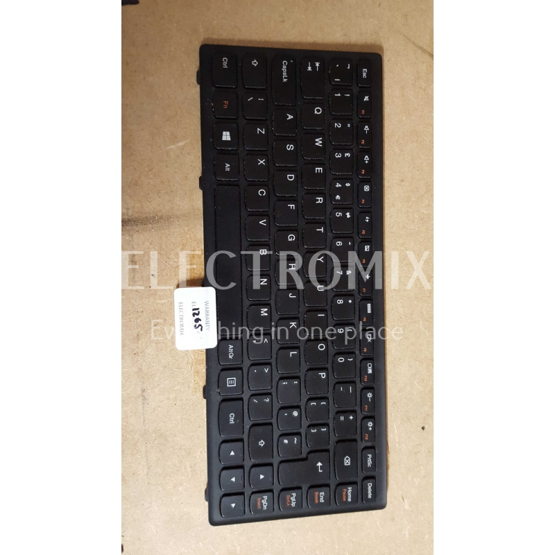 LENOVO FLEX 14 KEYBOARD 25211111 UK EL1265 J1