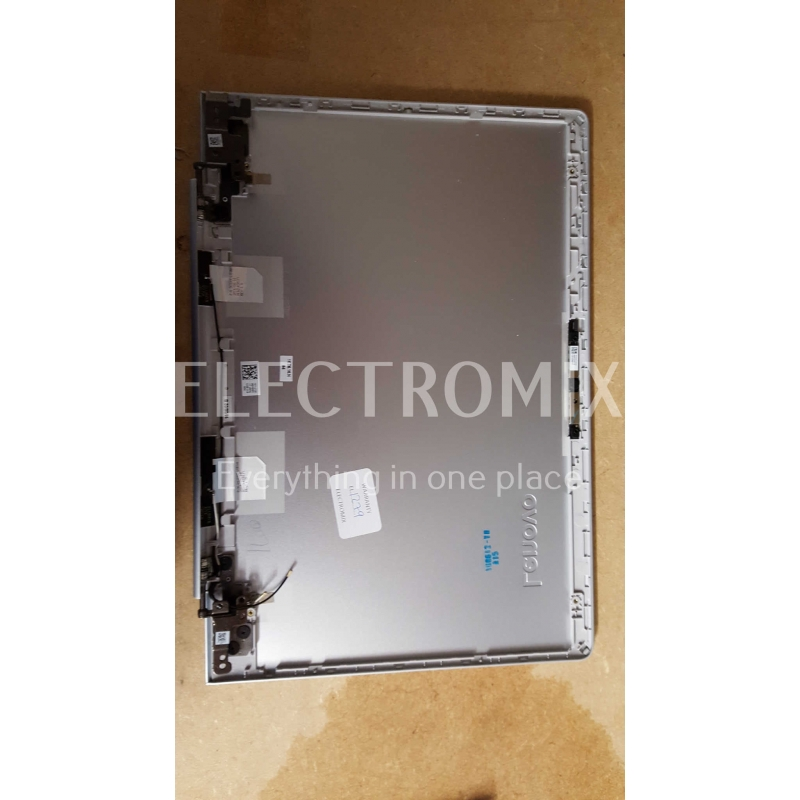LENOVO IDEA PAD SILVER LCD COVER WITH HINGES EL1279 J1