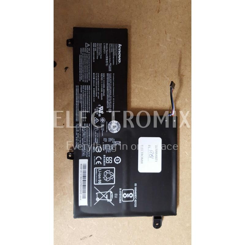 LENOVO IDEA PAD BATTERY L14M3P21 EL1281 I1