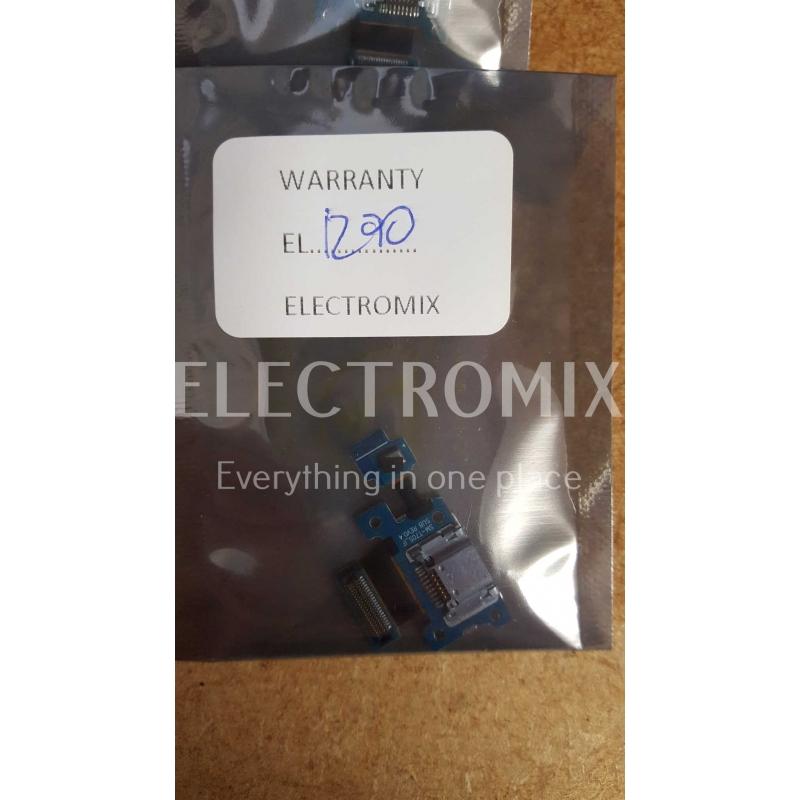 SAMSUNG SM-T700 GENUINE USB COBBECTOR BOARD EL1290 E3