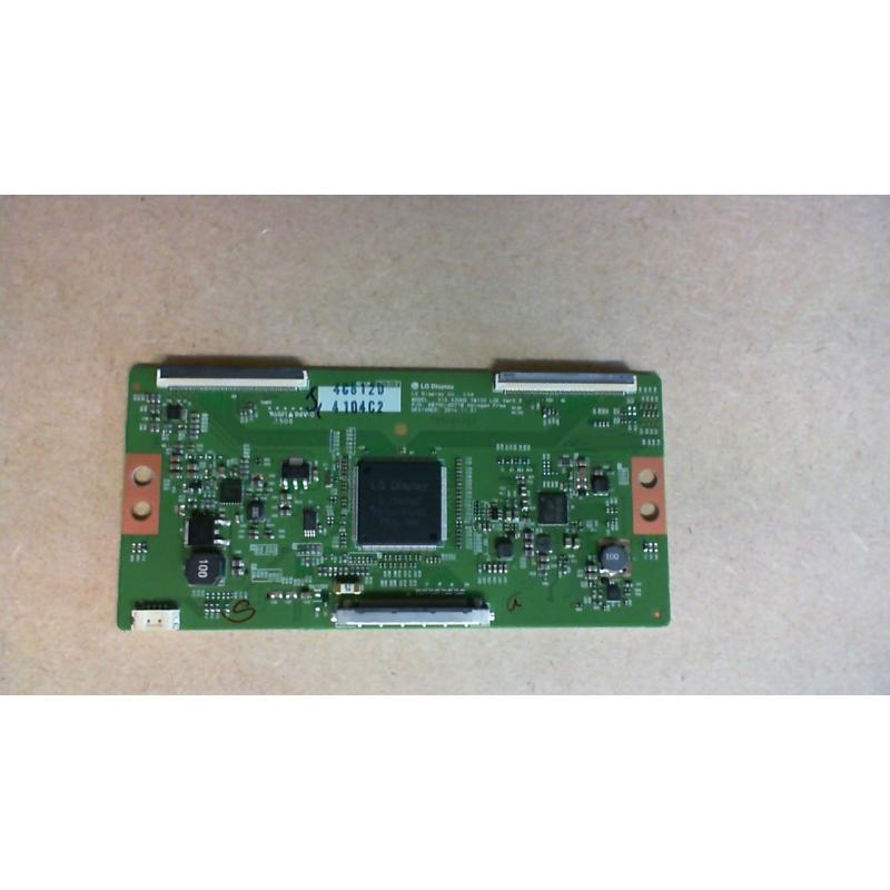 LG 43UF770V T-CON BOARD  6870C-8571B