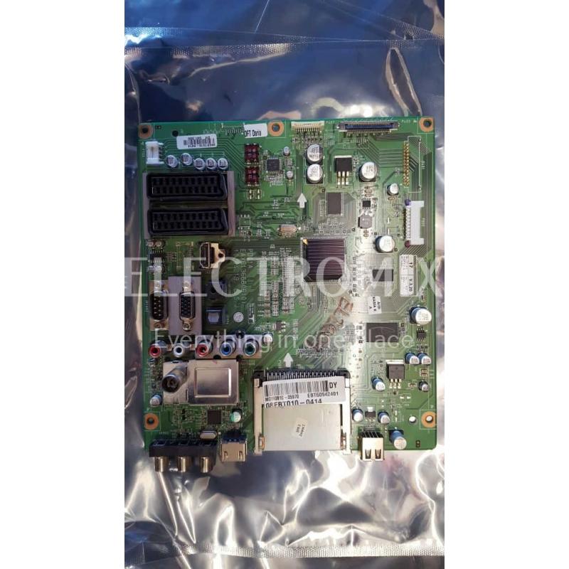 LG 50PK350ZB BEKLLJP MAIN BOARD EAX61366606 0 10.04.19 EL2009 L4