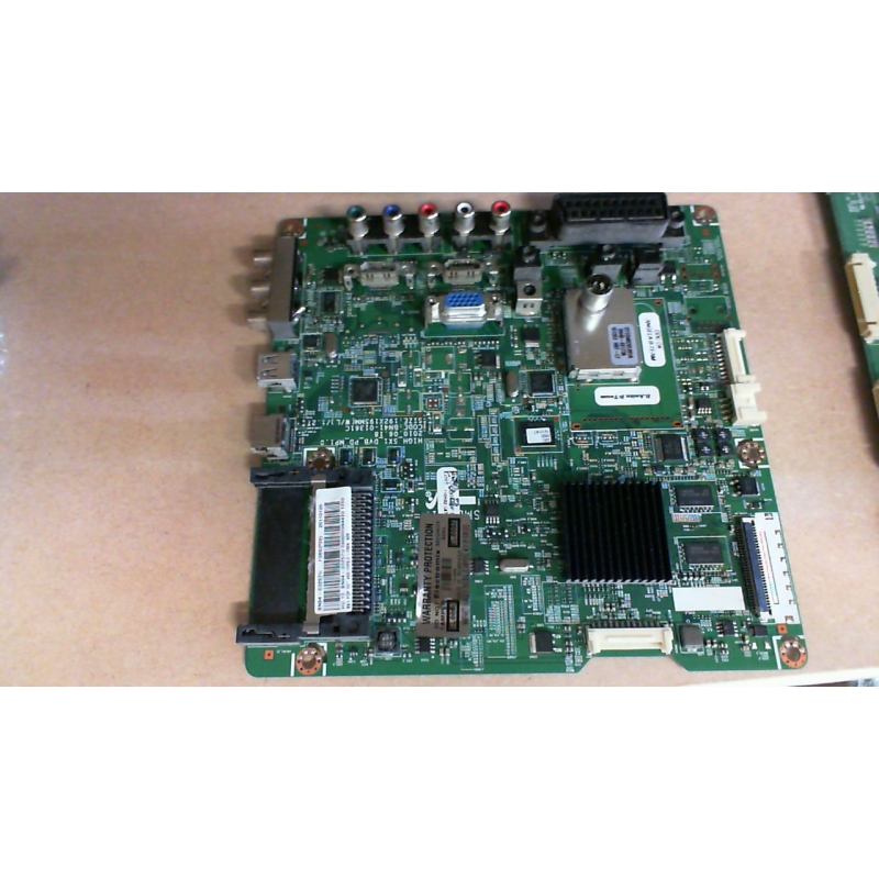 SAMSUNG PS50C450B1WXXU MAIN BOARD BN41-01361C EL2269 D3