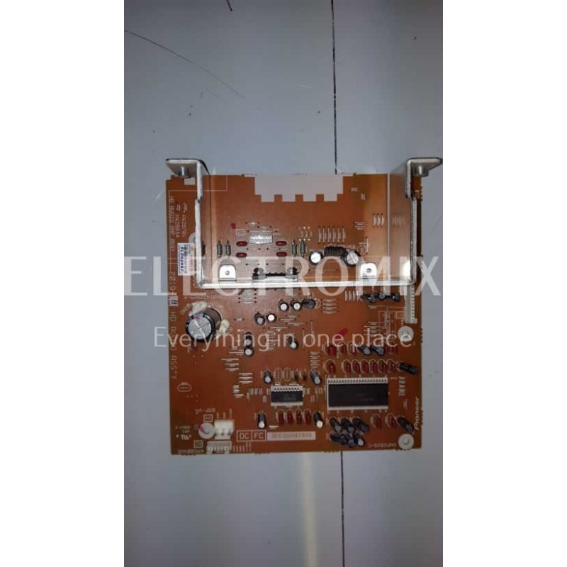 PIONEER PDP504PE AUDIO BOARD AWZ6791 AWZ6834 EL2047 E3