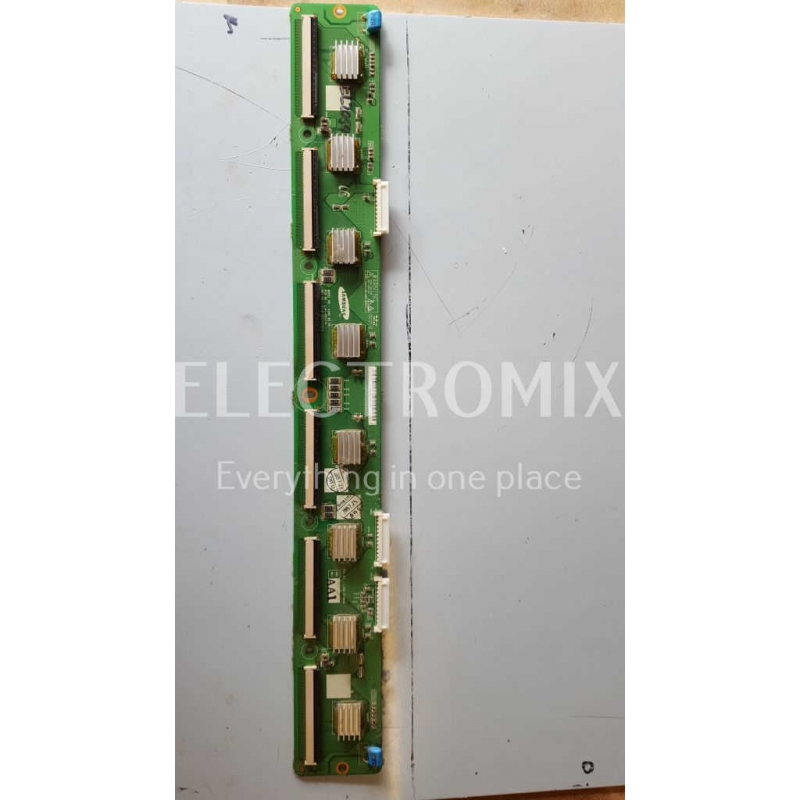 SAMSUNG PS42A456P2DXXU Y BUFFER LJ41-05077A REV 1.6 LJ92-01484A EL2054 F1