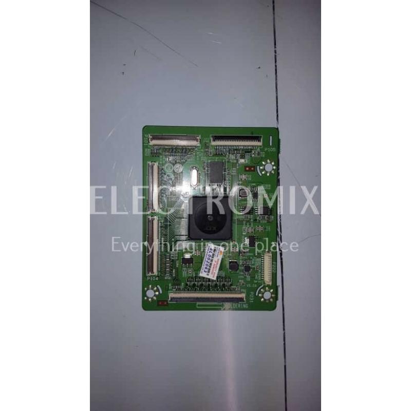 LG 50PB5600ZABEKLLJP PDP BOARD EAX65331701 REV 2.0 EL2063 A3