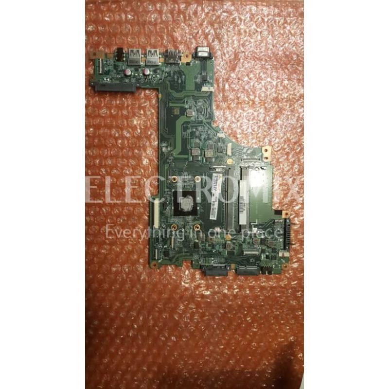 TOSHIBA MAINBOARD L50D-B-15T A000301100 DA0BLMMB6E0 REV.E EL2107 S1