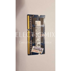HYNIX 4GB LAPTOP RAM PC3-12800S 11 11 F3 2RX8 SODIMM EL2133 SM3