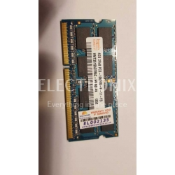 HYNIX 4GB LAPTOP RAM PC3-10600S 9 11 F3 2RX8 EL2135 SM4