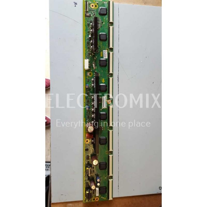PANASONIC TX-P42X60B BUFFER BOARD TNPA5830 TXNSN1UNUUTH42 EL2305 M2