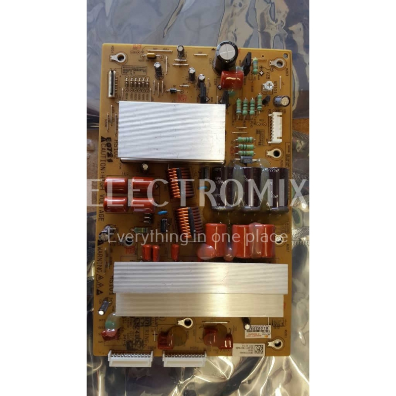 LG 50PT353KZA Z SUS EAX63529101 R.J EBR71736301 EL2356 M4