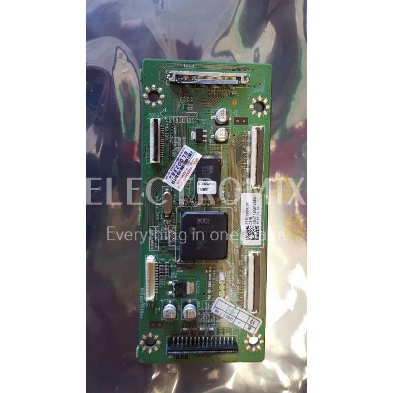 LG 50PT353KZA PDP BOARD EAX63986201 R.C EBR72680702 EL2062 M2