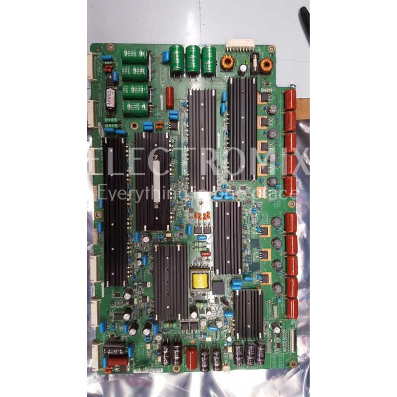 SAMSUNG PS63C7000YKXXU Y MAIN LJ41-08416A R 1.3 LJ92-01714A EL2372 N2