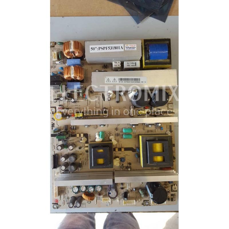 SAMSUNG PS50Q97HDXXEU PSU PSPF531801A EL2382 N3