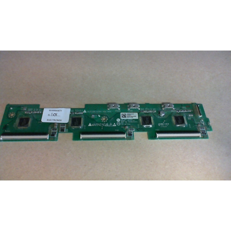 LG 50PG3000ZAAEKYLMP  BUFFER BOARD EAX62103401