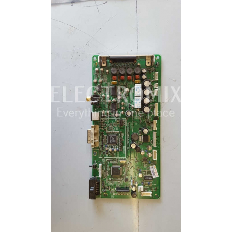 HITACHI 42PD3000E MAIN BOARD JA04554 GCMK-M1X 6070322 EL2400 G3