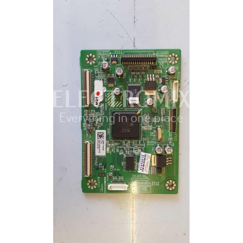 LG 50PQ6000ZABEKZLJP PDP BOARD EAX60966002 REV.B EBR61784806 EL2418 N1
