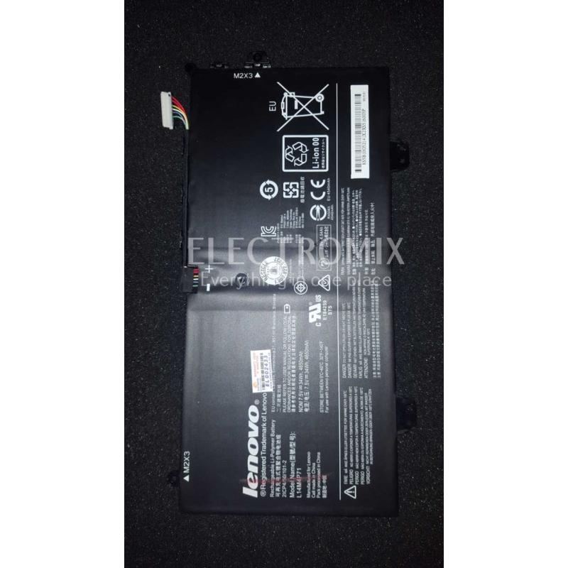 Lenovo laptop battery L14M4P71 7.5V 4650mAh genuine EL2433 S4