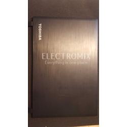 """Toshiba Satellite C40-C 14"""" LCD BACK COVER black K000892190 AP1D7000100 EL2449 K2"""