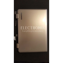 Toshiba Satellite L10W-C LCD lid back cover gold H000093370 EL2456 K2