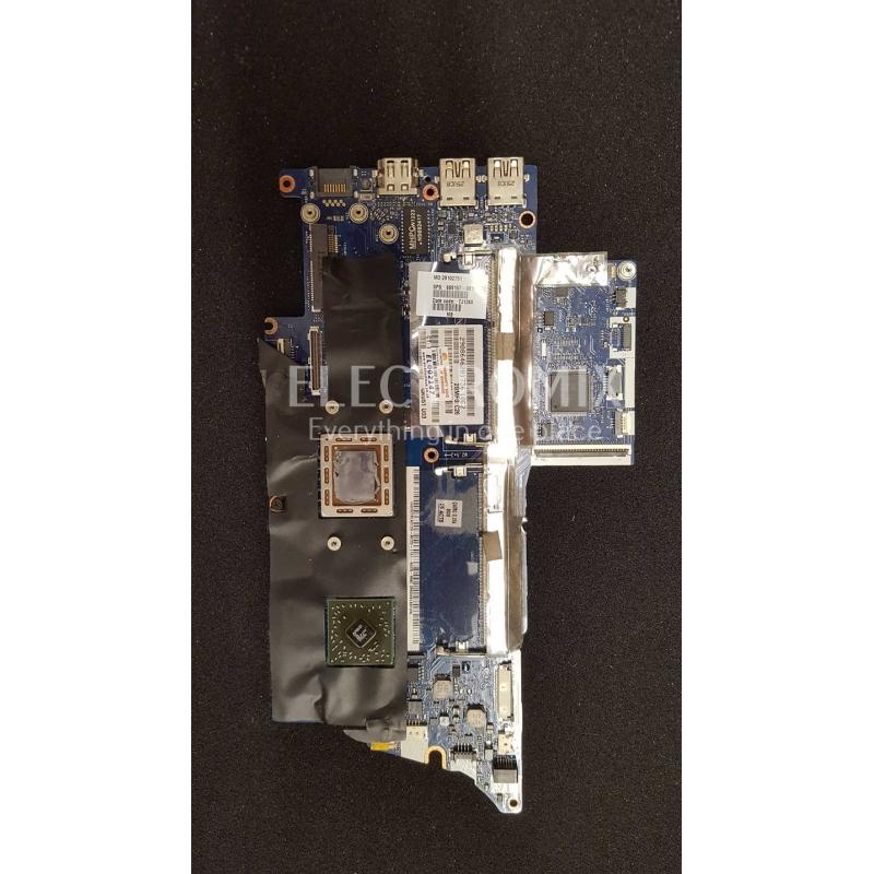 HP Envy 6-1000 Series 6-1006SA Laptop main board Working 689157-001 LA-8731P EL2147 S4