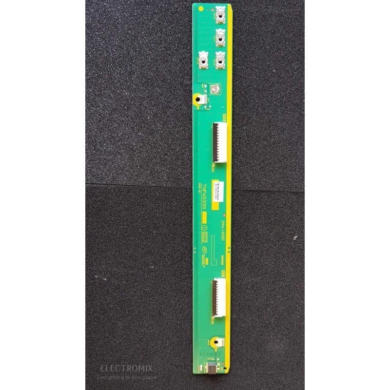 PANASONIC TC-P50GT30 SS2 BUFFER BOARD TNPA5339 1 SS2 EL2196 P5