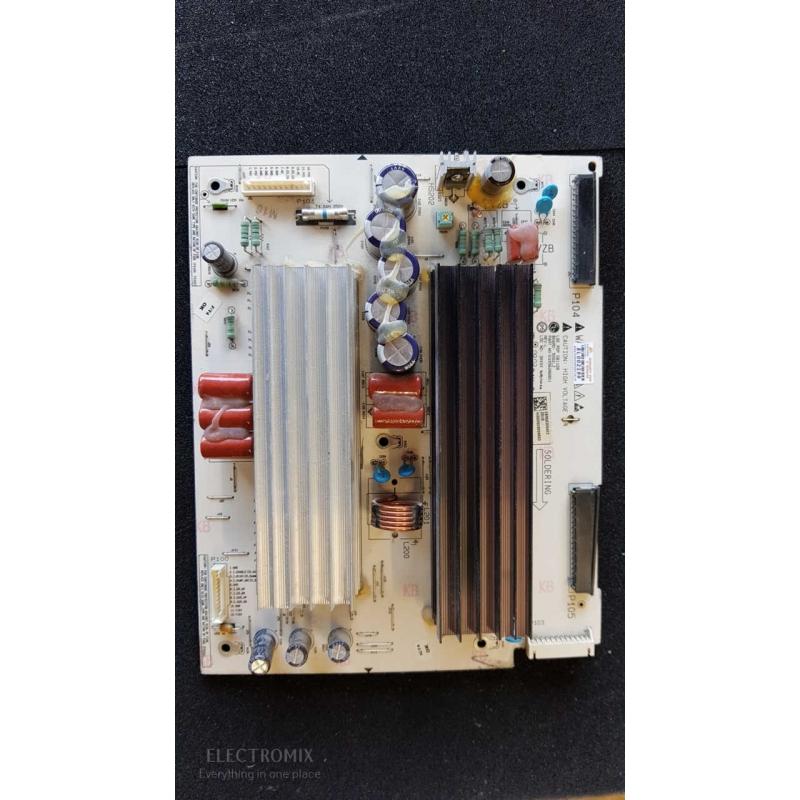 LG 50PQ30-UA Z-SUSTAIN BOARD EBR56305401 EAX56286801  50PQ6000-ZA REV L EL2199 P5