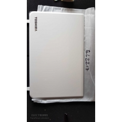 "Toshiba Satellite L50-b 15.6"" White Laptop Screen Lid Top Plastic A000291910 EL2217"