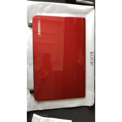 Toshiba Satellite L50-b Series LCD Screen Top Lid Cover Red A000291880 EL2230