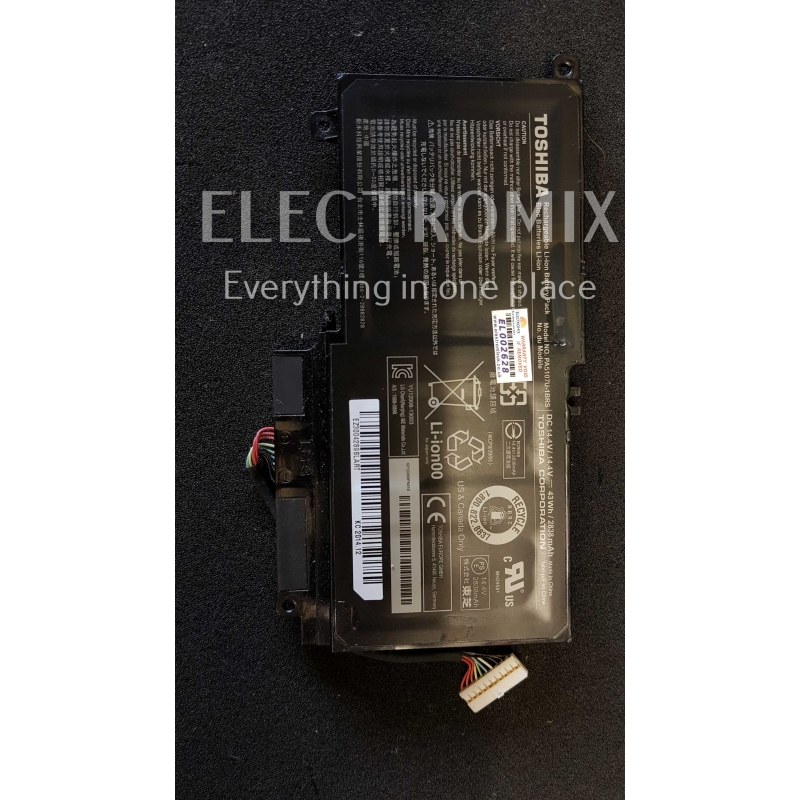 Toshiba PA5107U-1BRS P000614010 - BATTERY PACK 4 CELL EL2628 S3