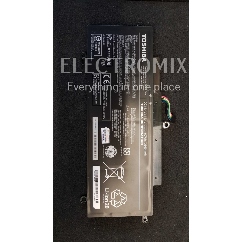 Toshiba TECRA Genuine PA5149U-1BRS battery Z50-A Z40-A Z40-B Z40-C EL2631 S3