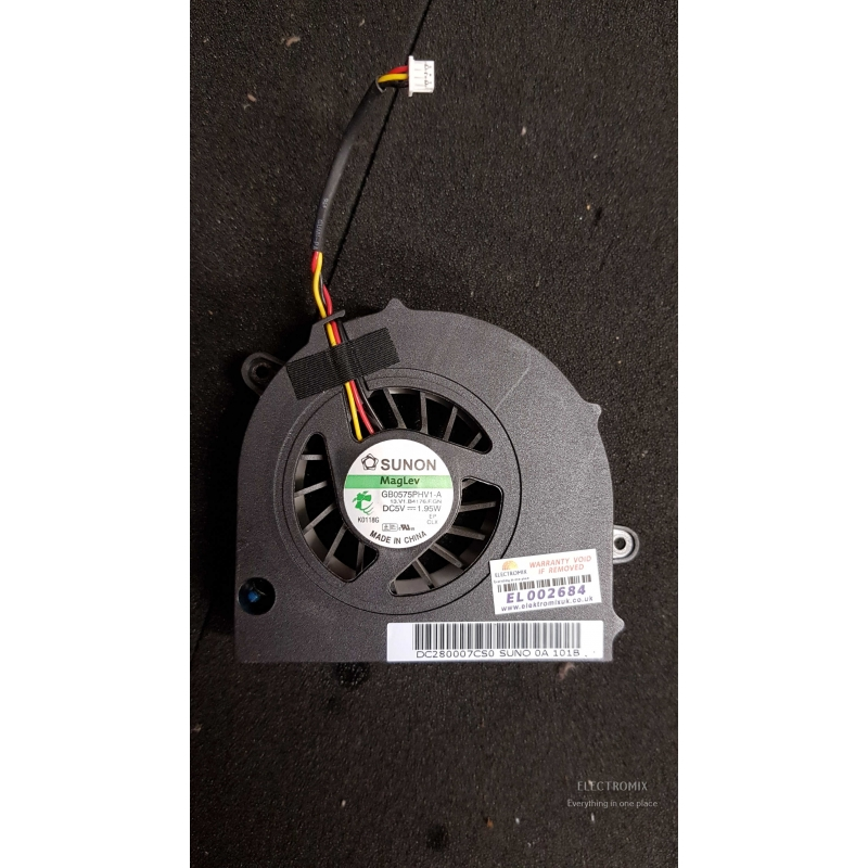 Toshiba Satellite Radiator Fan L500 DC280007CS0 EL2684 S8