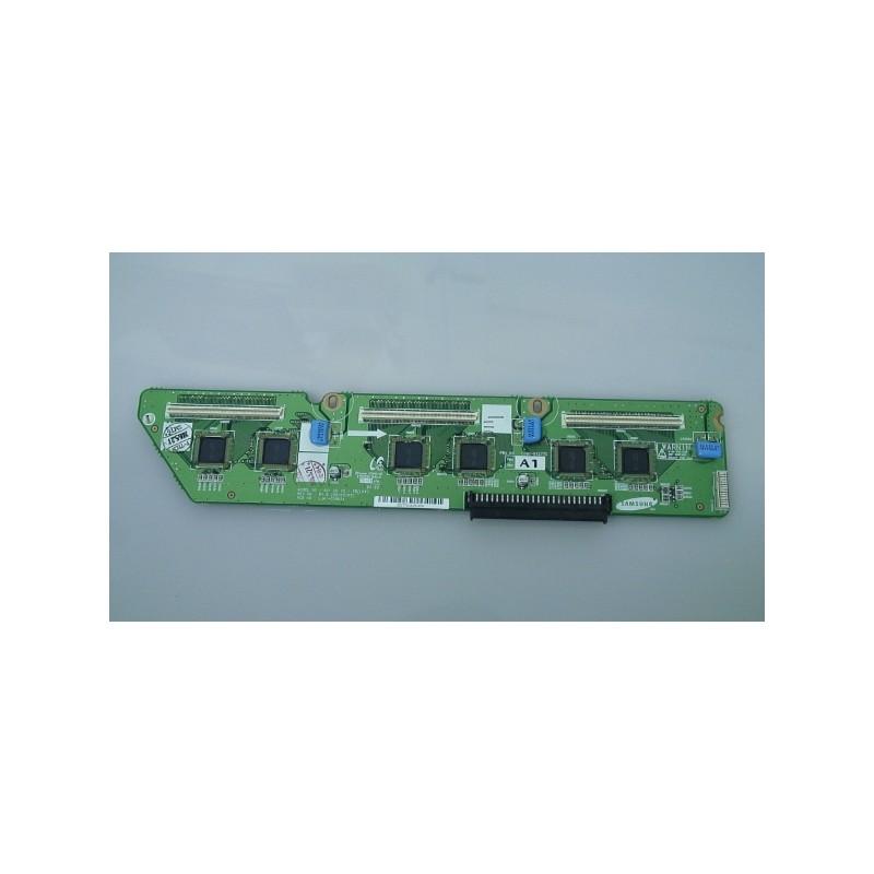 SAMSUNG PS-50Q7HDXXEU Y-BUFFER LJ41-03883A LJ92-01277C REV1.0 06.03.03 EL0745 E1