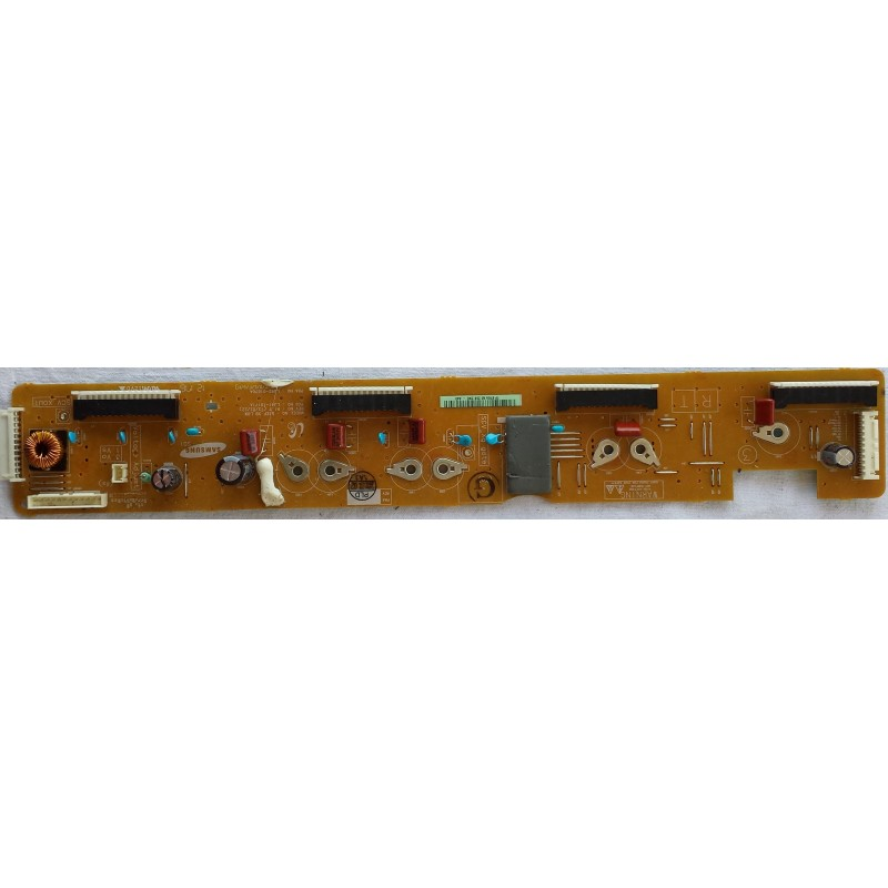 SAMSUNG PS51E550D1KXXU X-BUFFER LOW LJ41-10171A LJ92-01870A REV1.7 12.02.22 EL0772 E1