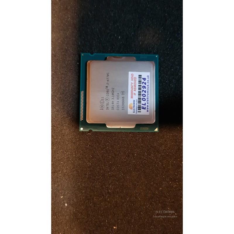 INTEL CPU i7-4770S LGA1150 SR14H 3.10GHz  EL2924 CP1