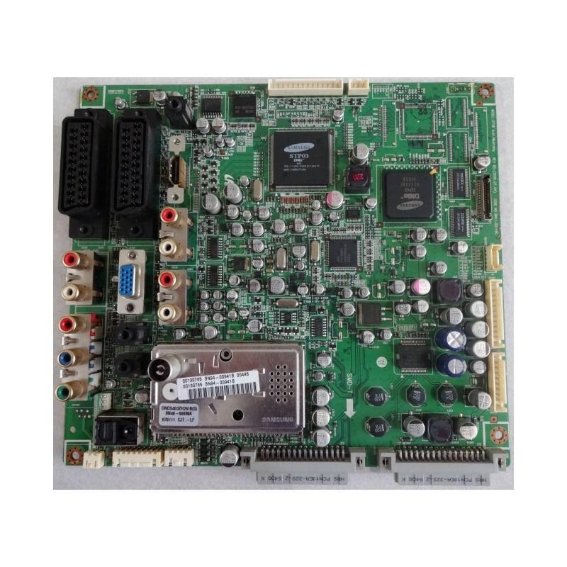 SAMSUNG PS-42Q7HDXXEU MAIN BOARD BN41-00745C 2006.07.04 D73B EL0744 B2