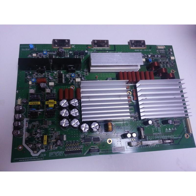LG 50PX4D-EB Y SUS 6871QYH039B 687QYC004D 50X3 EL0895 E6