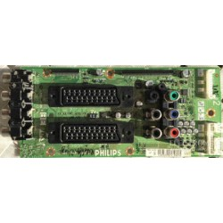 PHILIPS LC420W02-SLB1 SCART BOARD 310431360525