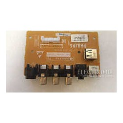 PHILIPS 32PF9641D 10 USB BOARD 3104 313 61412 EL0384