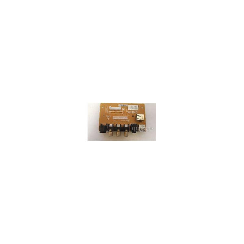 PHILIPS 32PF9641D 10 USB BOARD 3104 313 61412 EL0384