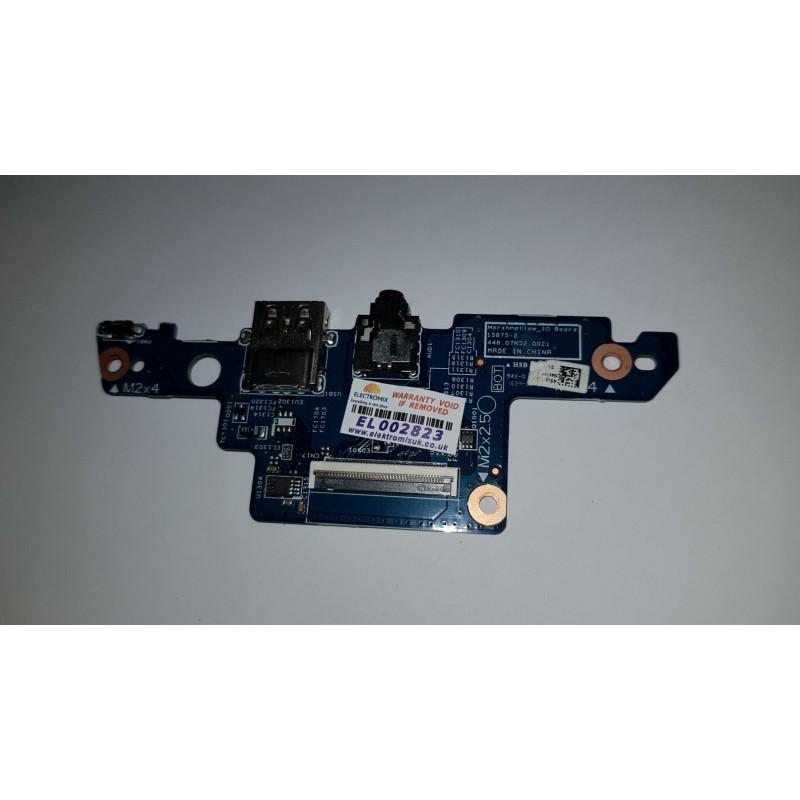 HP USB AUDIO POWER BUTTON BOARD 856808-001 448 07N02 0021 EL2823 mm4