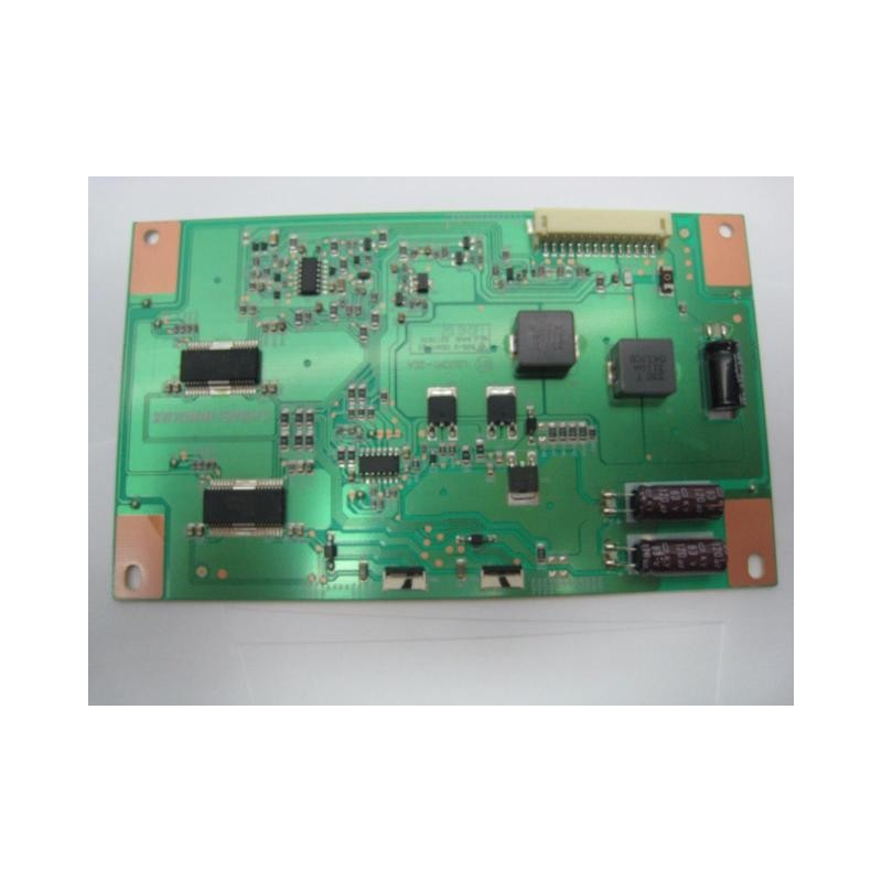 LUXOR LUX0150001B 01 INVERTER L500H1-2EA 14010302 EL0510 A4