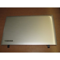 Toshiba Satellite L75-C LCD Screen Back Rear Cover Lid H000081780 Silver EL2454 K2