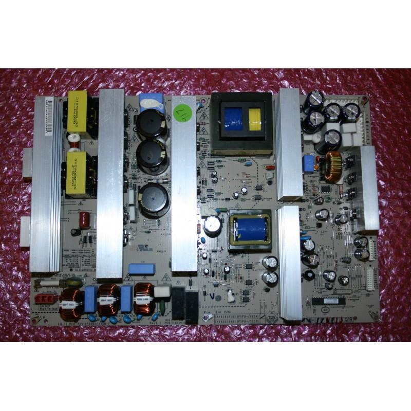 LG 60PG3000ZAAEKLLMP PSU EAY41410101 EAX39187601 8 EL1020 H3